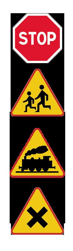 rodzaje znaków