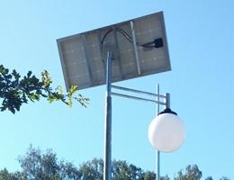 Lampa solarna LED - Bolesławice