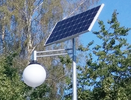 Lampy solarne LED - Bolesławice