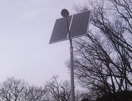 Lampa solarna LED - Milicz