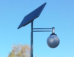 Lampa solarna LED z serii Decor- Bolesławice