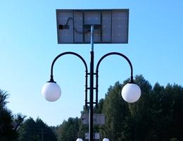 Lampy solarne Decor - Grodziczno