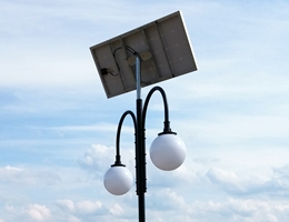 Lampa solarna Decor - Grodziczno