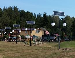Lampy solarne LED Decor - Grodziczno