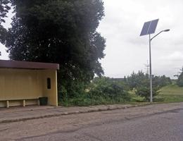 Lampa uliczna LED - Nowy Witoszyn